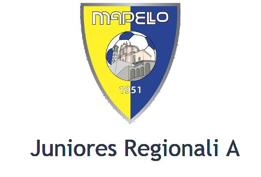 Calendario Juniores Regionali.Mapello Calcio Campionato Juniores Regionale Il