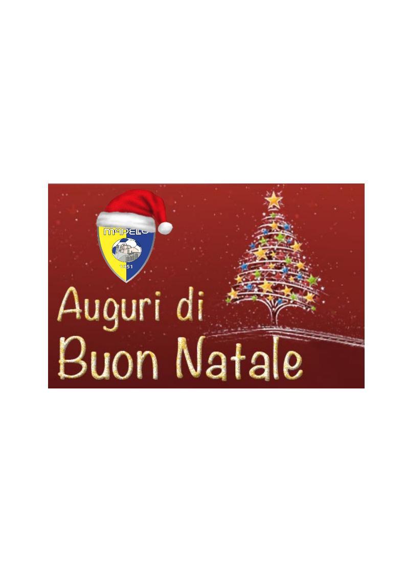 Buon Natale Famiglia.Mapello Calcio Buon Natale Dalla Famiglia Del Mapello Calcio
