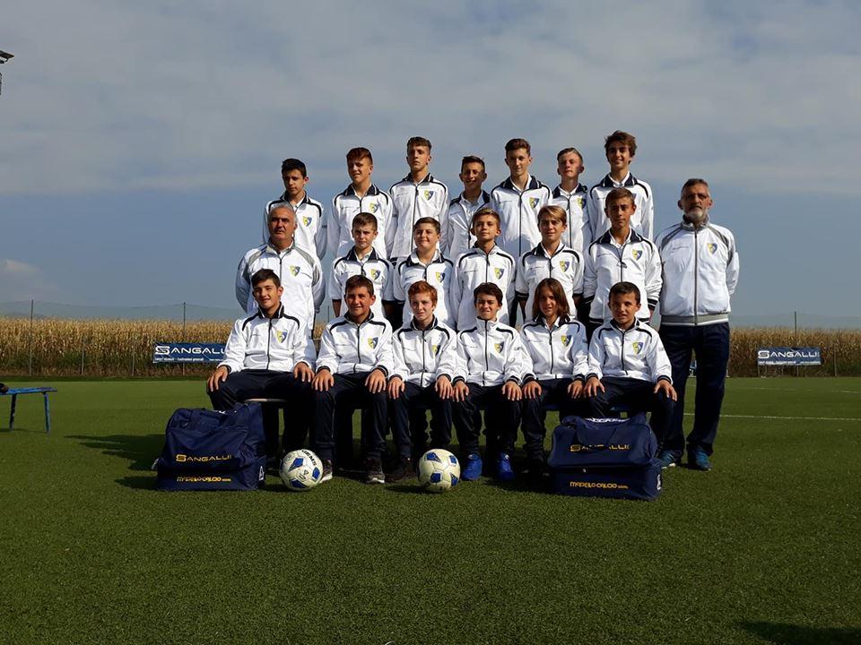 Calendario Giovanissimi Provinciali.Mapello Calcio Giovanissimi Regionali 2005 Il Calendario